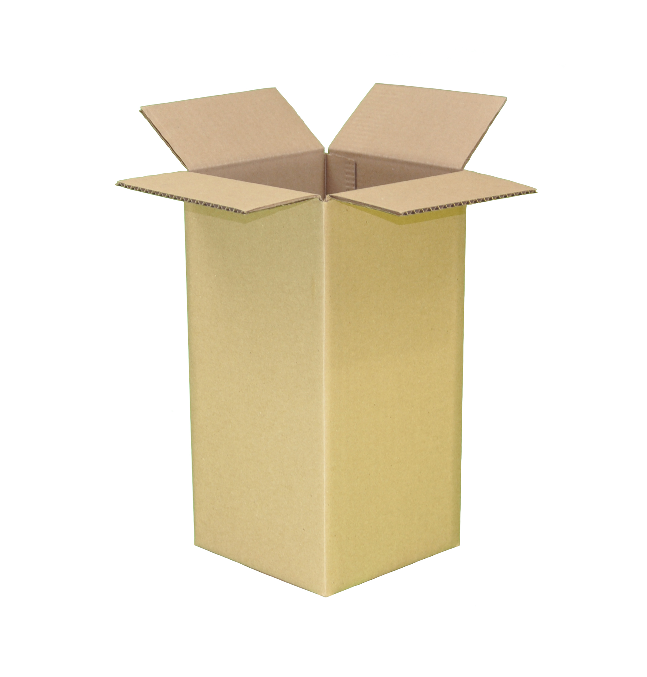 "3"" - 7"" Corrugated Boxes"