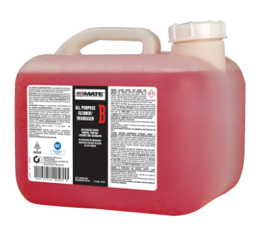 Degreaser, Concentrate, 2.5Gal For MixMate B System