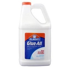 Glue,Elmers Glue-All,Gallon Size
