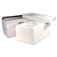 "Cooler Box, 8""x6""x9"", Insulated , ID"