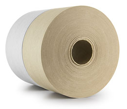 reinforced water activated gummed tape lakeland supply inc