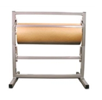 "24"" Horizontal Double Roll Paper Cutter"