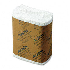 Napkin, 7.25X13.5, 1 Ply Use In Hynap Disp., 40/250