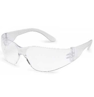 Glasses,Safety,StarLite, Clear, 10/Box