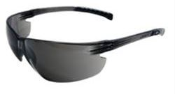 Classic plus series safety Glasses,gray frame and gray