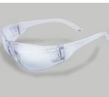 Safety glasses.Radnor,Clear, Wrap Around 12perBx-12Bxs/Case