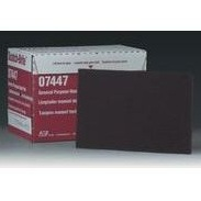 Pad, 6X9, Maroon, 3M Hand Pads 60 Pads/Case