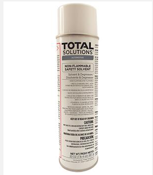 Solvent,Cleaning,Non-Flammable  Non-Conductive, 12-20oz/Cs