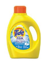 Laundry Detergent,Tide, Simply Clean & Fresh