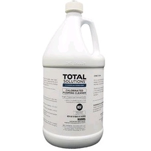 Cleaner, Foaming, Shoreline Chlorinated, 4-1Gal/Case