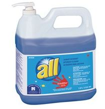 Detergent,Laundry,liquid All w/pump, 2gal/2/case