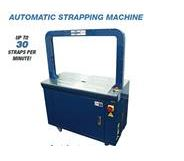 "Arch Auto. Strap Machine, 33""x23"" Arch,Direct Drive, 30"