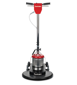 "Burnisher,Floor,20"",High Speed 1500 RPM, Sanitaire"