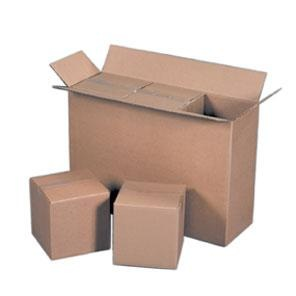 Box,8-3/4x4-3/8x9-1/2,32ECT, MASTER PK=4pk of 4x4x4 Boxes
