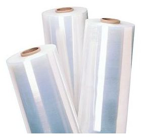 "Film,masking 12""x1500',3mil, Clear, 4 smooth surfaces,64/sk"