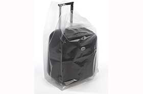 Poly Bag, 20x18x36, 3Mil, Gusseted, 100/Case