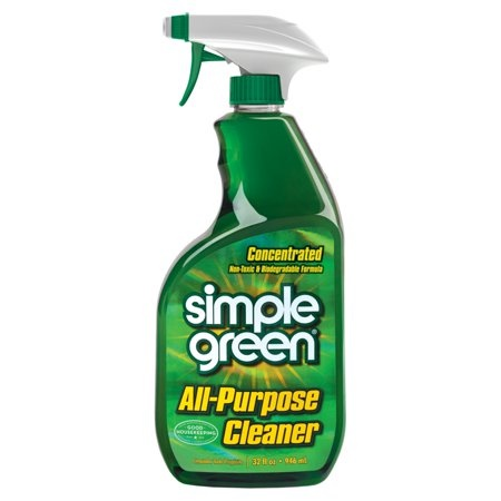 Simple Green, Industrial Cleaner & Degreaser,