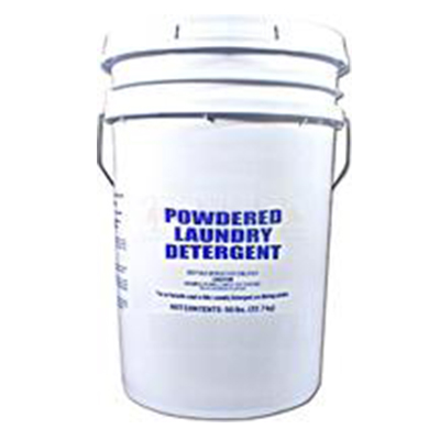 Detergent, Laundry, Powder, Huracan 50# Bucket,