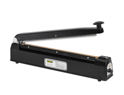 "Impulse Sealer, Hand Operated, 20"" x 1/16"", 12 mil Max"