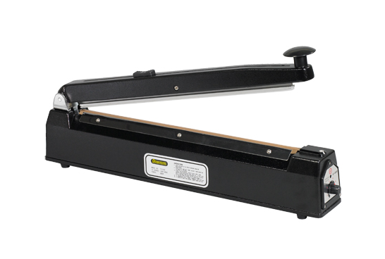 "Impulse Sealer, Hand Operated, 16"" x 1/16"", 12 mil Max"