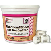 Neutralizer/Conditioner, 180 1/2 OZ Packets/Case (Pack)