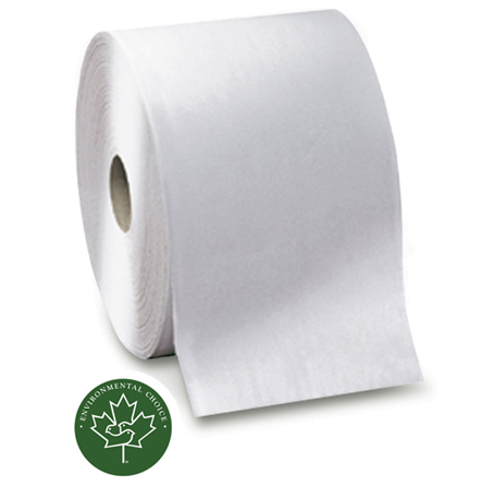 Towel, roll nap napkin,17x7.75, 1 ply, white,