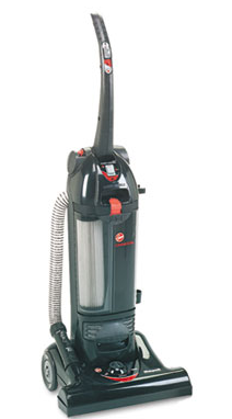 HOO 1660 Hoover® HUSH Twin Chamber Bagless Vac with HEPA