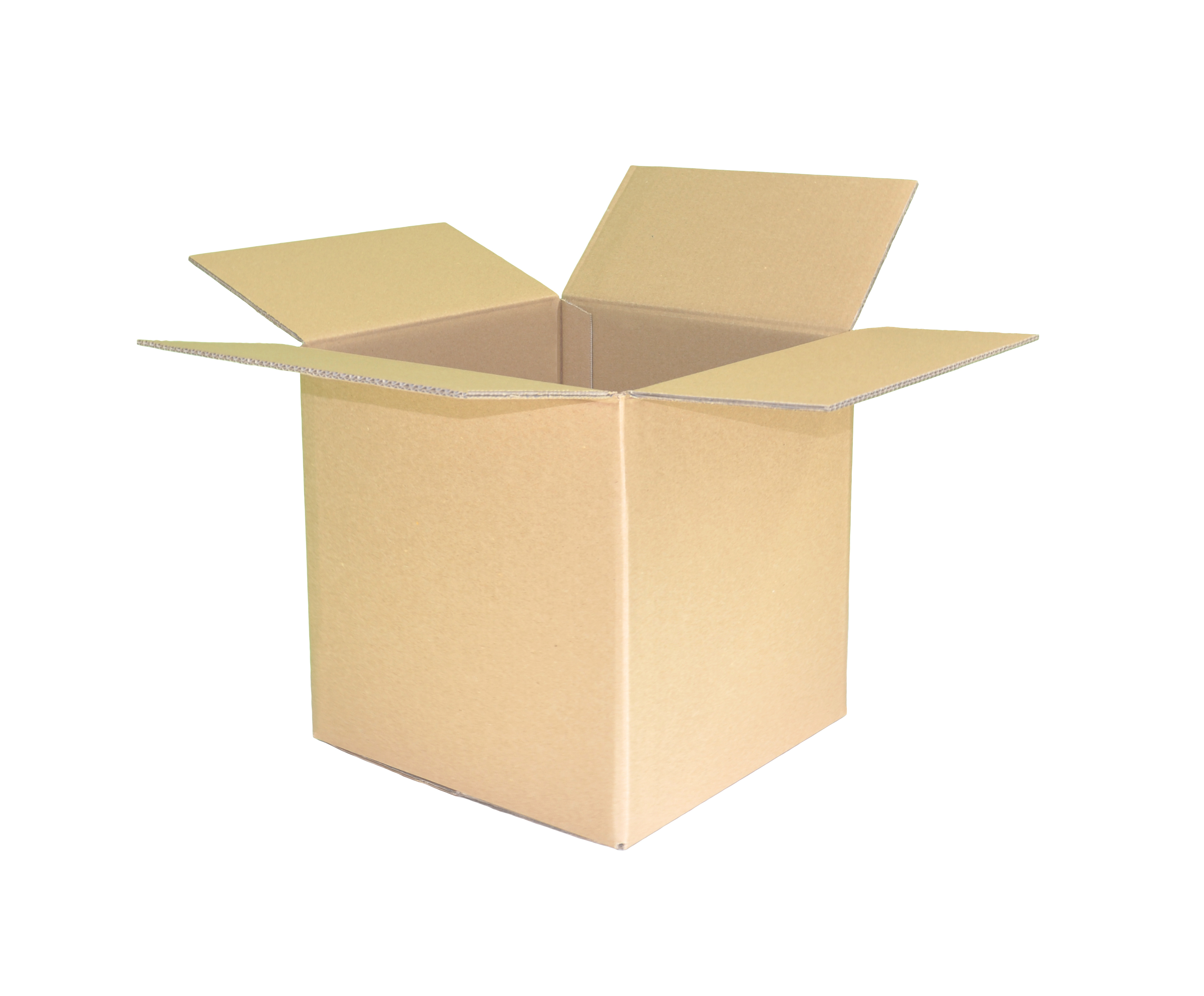 Box, 14X14X14, DW, 275#, Test 15/Bundle, 90/Bale