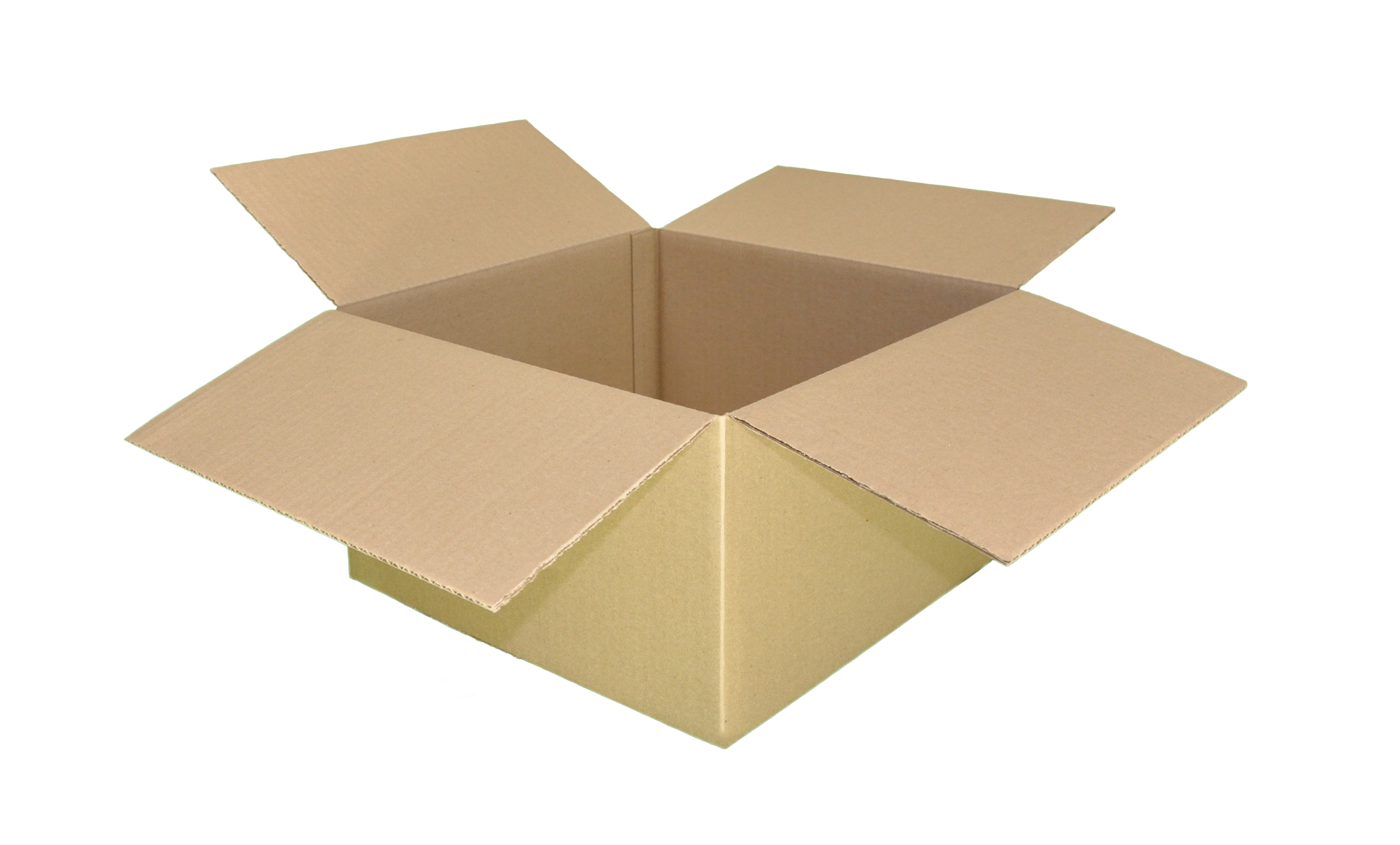 "8"" - 9"" Corrugated Boxes"
