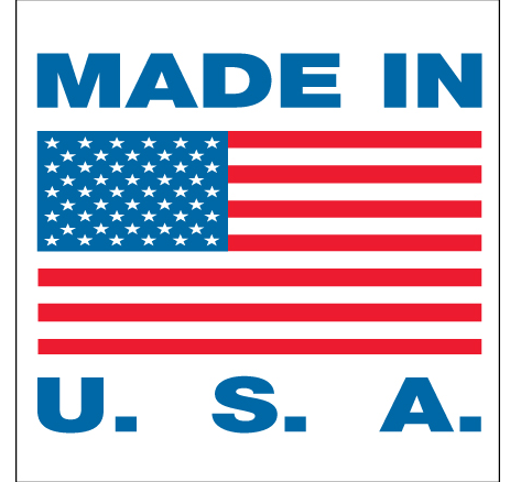Made is U.S.A.