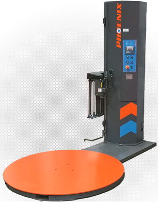Stretch Wrapper, PLP-2100, Entry Level, Low Profile,