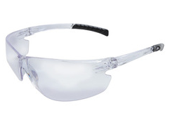 Glasses, Safety, Radnor Classic Plus Series, Cear