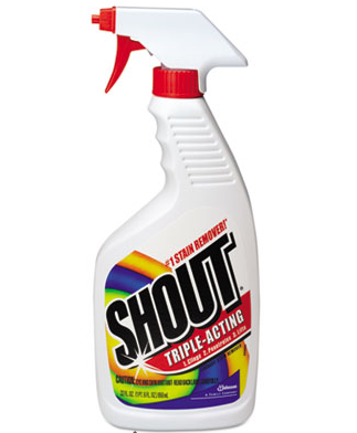 Shout Laundry Stain Treatment 12x22oz