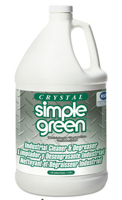 Degreaser,Crystal,Simple Green 6 Gallons/Case