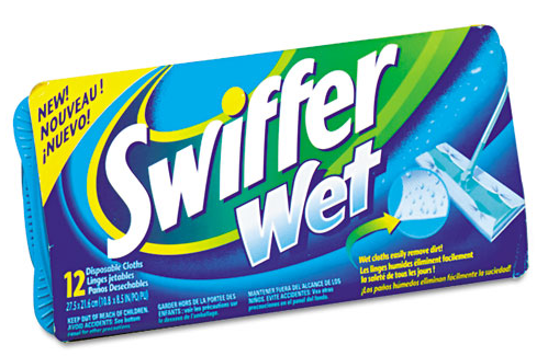 swiffer Sweeper Wet Refill