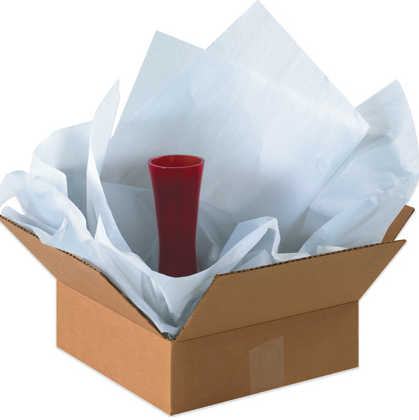 "Tissue paper, 24""x36"", 10LB Basis Weight,"